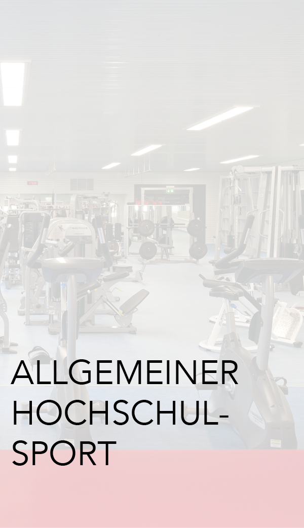 HOCHSCHULSPORT